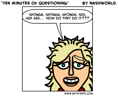 ten minutes of questioning