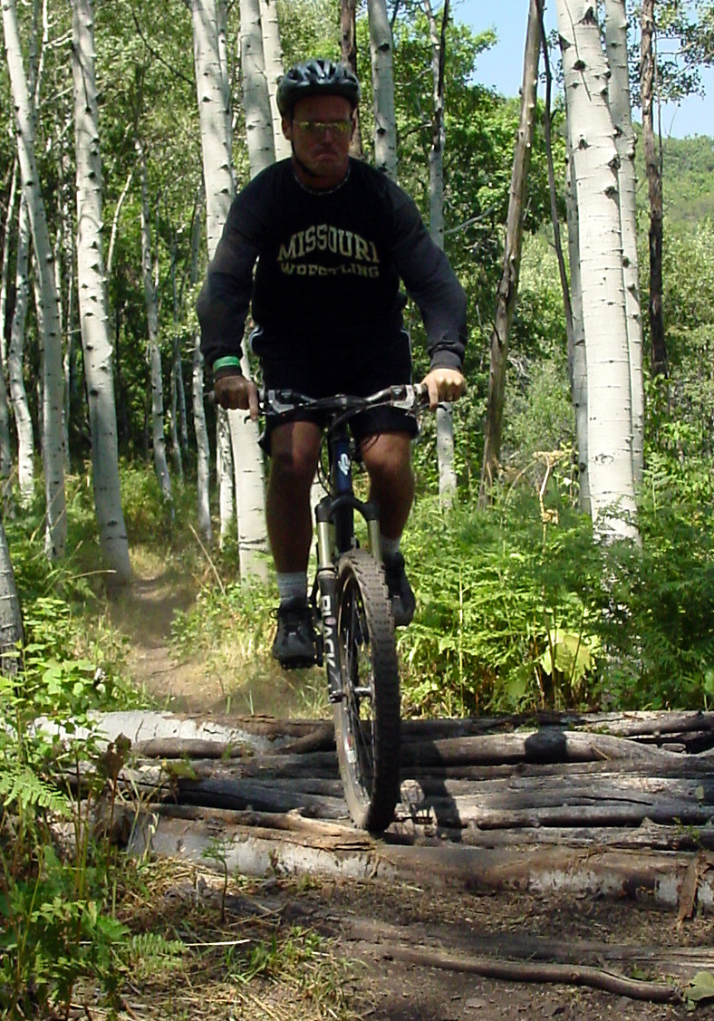 Park City, Utah trails