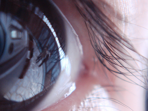Eye project Day 10 - Observe