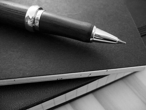 Pencils and Moleskines 04