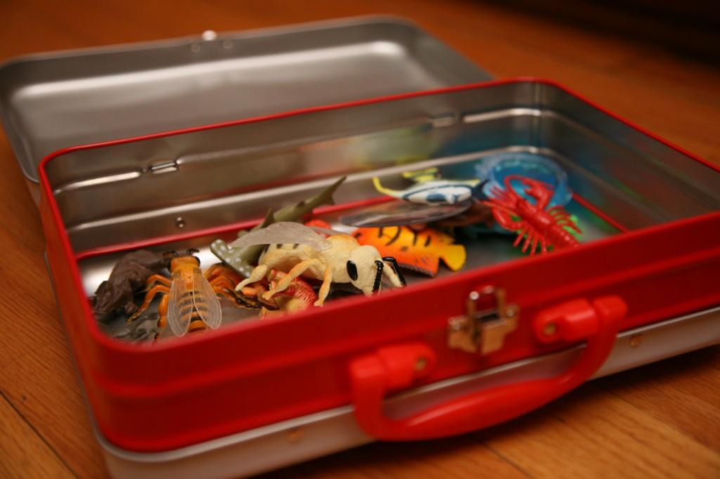 the tinker box