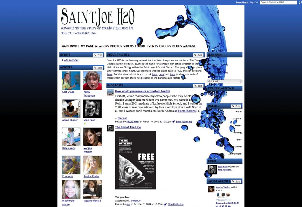 SaintJoe H2O